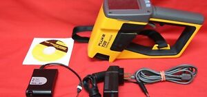 Fluke Ti20 Thermal Imaging Infrared Ir Fusion Camera Ti 20 2 New Batteries