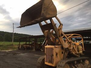 Caterpillar 977 Crawler Loader Track Loader Pick Up Only No Shipping W v