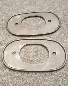 1942 Thru 1948 Ford Taillight Rubber Pads Mounting Body Pad 1946 1947 Flush Fit