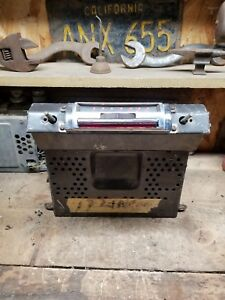 1942 1946 1947 1948 Ford Lincoln Radio Zephyr Continental Town Car Untested 009