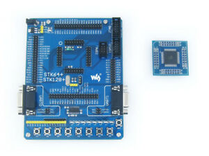 Ws Stk64 Premium Kit Avr Development Board For Debugging programming Atmega64