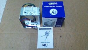 Curbell Electronic Light Controller Lc 040 Single Or Dual Control Of A c Loads