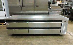 Silver King Skrcb79h Commercial Refrigerated Chef Base