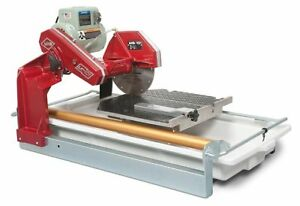 New Mk Diamond Mk 101 24 1 1 2 Hp 10 Wet Cutting Tile Saw