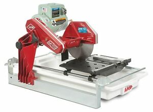 New Mk Diamond Mk 100 1 1 2 Hp 10 Wet Cutting Tile Saw