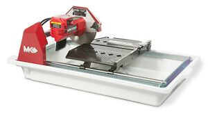 New Mk Diamond Mk 377exp 1 2 Hp 7 Wet Cutting Tile Saw