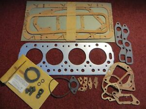Nos International Tractor Super C Head Gasket Set 1951 54