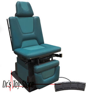 Ritter 75 Special Edition Power Procedure Chair With Foot Control