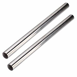 2 X 4 102mm 4 Ft Straight Exhaust Pipe Tube Tiping Tubing T304 Stainless Steel