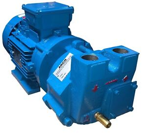 3hp Monoblock Liquid Ring Vacuum Pump Mct 32 50
