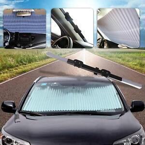 Universal Car Retractable Windshield Sunshade Auto Sun Shade Cover For Most Cars