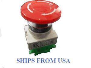 Excellent Quality Nmd Push Button Emergency Stop Mushroom Switch