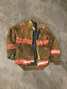 Morning Pride Bunker Gear Jacket Turnout Jacket Size 42