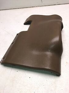 98 01 Dodge Ram 1500 2500 3500 Dash Knee Bolster Panel Tan R2498