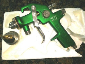Satajet Nr95 Hvlp Paint Spray Gun Binks Devilbiss