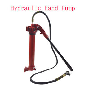 Portable Small Cp 700 Hydraulic Hand Pump Use For Separate Hydraulic Tool Best
