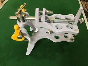 Dental Articulator Lab Galetti Dental Plasterless Finest Quality Articulator