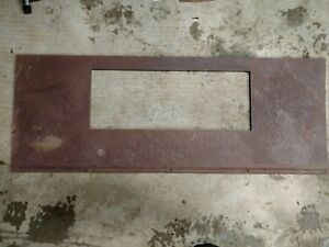 1929 Chevy Truck Upper Rear Cab Panel 1930