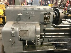 Lathe American Pacemaker 20 X 144