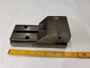 Hermann Schmidt Precision Grinding Vice Vise 3 Wide X 3 1 2 Capacity