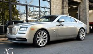 22 Vanguard Wheels Rims For Rolls Royce Wraith Phantom Dawn 22x9 22x10 5