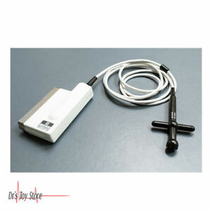 Acuson 2 0 Mhz Aux Cw Non imaging Ultrasound Transducer Probe For Acuson Cypress