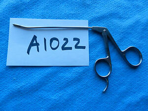 Stryker Orthopedic Arthroscopy Arthroscopic Punch Forceps 237 31 5