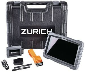 Zurch Zr pro Automotive Obd2 Engine Diagnostic Car Scanner Tool