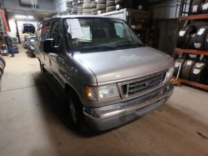 Console Front Floor Outer Section Fits 03 16 Ford E350 Van 557409