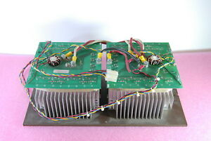 Bennett X ray Pc Board 208060 Inverter From Hfq 300se From A Working Unit