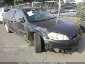 Console Front Floor Without Police Package Fits 06 Impala 1597794