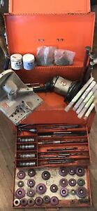 Black Decker Vibro centric Kit Valve Seat Grinder 6320 W original Box