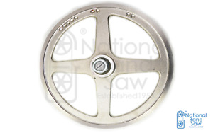 Biro Meat Saw Upper 18 Wheel Pulley For Model 4436 Replaces A18003u