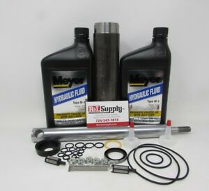 Meyer Snow Plow Pump E46h E47h E57h E58h Seal Kit W 8 Ram Cylinder Oil