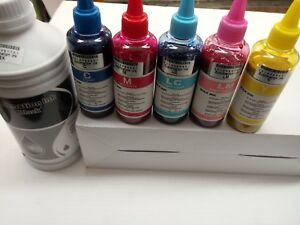 1500 Ml Sublimation Ink For Any Hp Epson Brother Sublimation Inkjet Printers