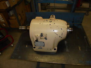 Hardinge Hlv h Headstock Complete As Shown 2 3 16 Threaded Spindle