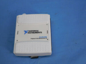 National Instruments Usb 6009 14bit Multifunction I o Data Acquisition Card