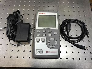 Coherent Fieldmax Ii to Laser Power Meter W Charger Cables