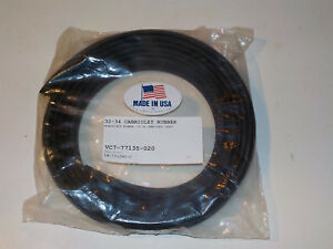 1932 1933 1934 Ford Cabriolet Windshield Rubber Seal