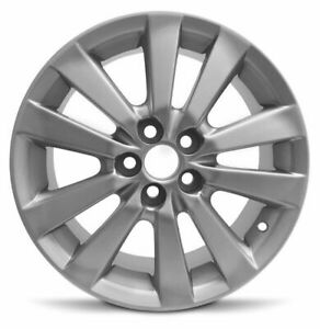 Set Of 4 New Wheels 16 Inch Aluminum Rim Fits 09 10 Toyota Corolla Matrix
