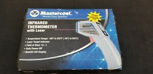 Mastercool Infrared Thermometer With Laser 52224 a