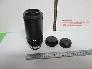 Microscope Part Optical Optem Ftm200 Video Inspection Optics As Is Bin n6 12