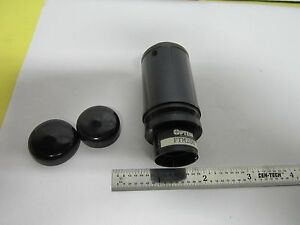 Microscope Part Optical Optem Ftm200 Video Inspection Optics As Is Bin q1 16