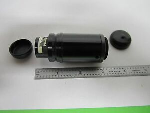 Microscope Part Optical Optem Ftm200 Video Inspection Optics As Is Bin m9 04