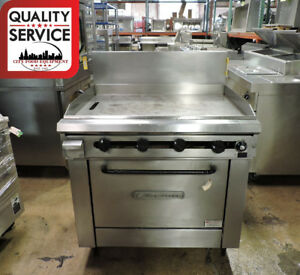 Southbend X336d 3g Commercial Griddle Top Range W Standard Oven