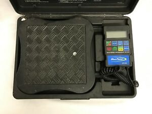 Blue Point Refrigerant Scale With Case Act120a