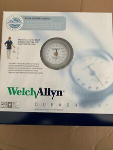 Welch Allyn Ds44 12 Gauge With Durable One Piece Cuff Adult Large Arm