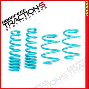 Gsp Ls ts ka 0007 Traction s Lowering Spring For Kia Stinger 2018