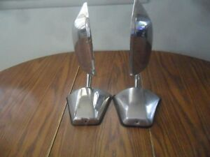 Vintage Pair Ford Chevy Dodge Pickup Truck Mirrors