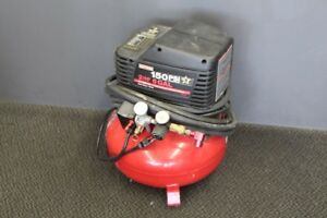 Craftsman 6gal 150psimax 2hp Air Compressor lin014787